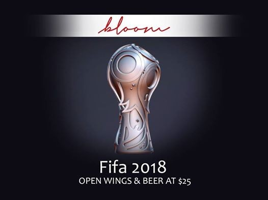 Fifa 2018 at BLOOM Beirut