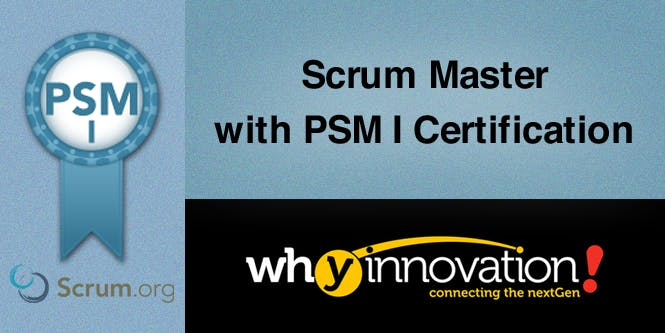 Scrum Master with PSM I Certification (HK)