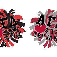 Alpha Game Day Arkansas State vs. Troy University