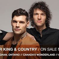 For KING &amp COUNTRY at Wonder Jam