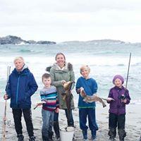 Gratis fiskematkurs for barn fra 5. klasse