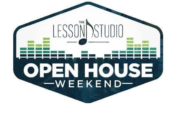 Lesson Open House  Open Mic Night