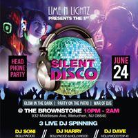 Silent Disco - Bollywood Hollywood Night - Headphone Party
