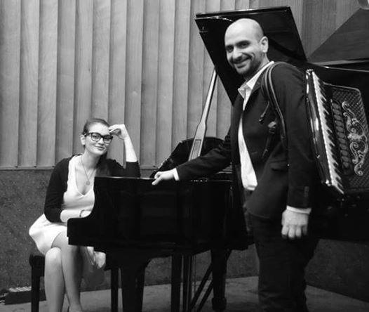 Dimos Vougioukas & Areti Prosilia Balkan Caprice Concert & CD
