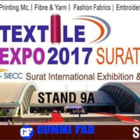 Stand 9A  Textile Expo 2017 Surat