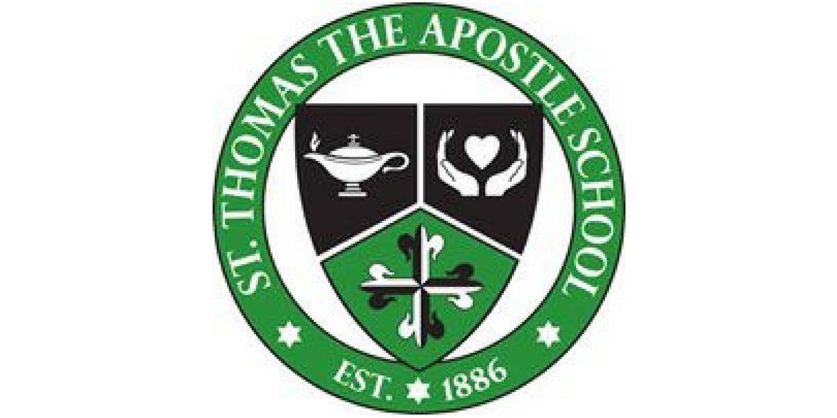 St. Thomas the Apostle School 1st - 8th Grade 830 AM Tour Sign Up