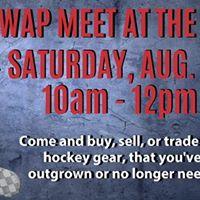 Hockey Equipment Swap Meet