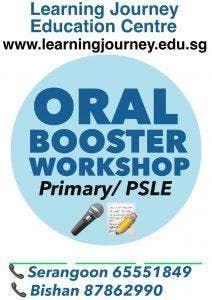 Oral Booster Workshop