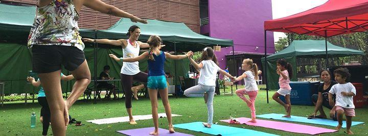 Kids Yoga Play Fun Breathe