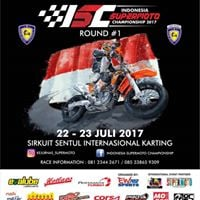 Indonesia Supermoto Championship 2017