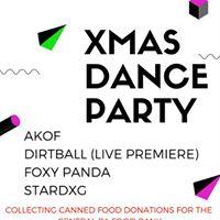 Xmas Dance Party with Dirtball Akof Stardxg &amp Foxy Panda