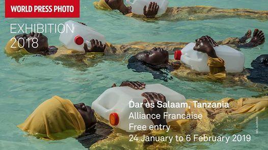World Press Photo Exhibition 2018 Dar es Salaam Tanzania