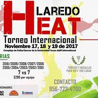 Torneo Internacional Laredo Heat
