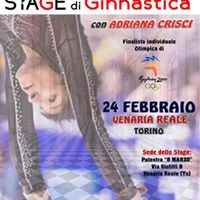 g &amp &quotEventi in Movimento&quot organizzanoStage con Adriana Crisci