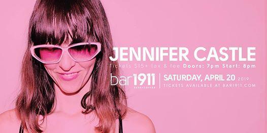 Jennifer Castle Live at Bar1911