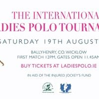 The International Ladies Polo Tournament