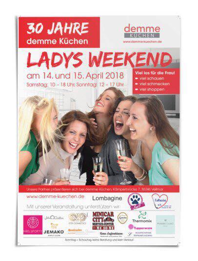 Ladys Weekend 30 Jahre Kuchen Demme At Demme Kuche Und Bad Kassel