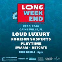 Long weekend Music Festival