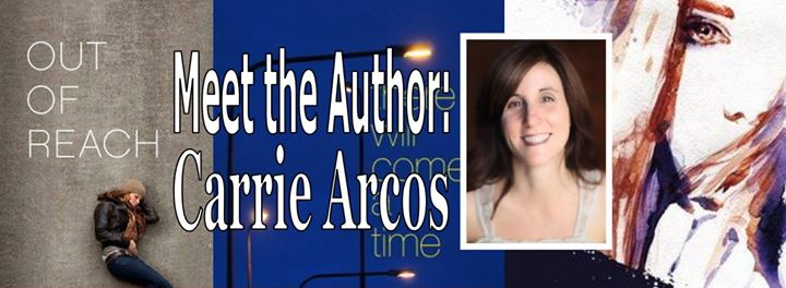Meet The Author Carrie Arcos At Temecula Public Library Teens Temecula