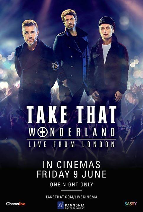 Take That egyttes koncertfelvtele (2017. jnius 09. London)