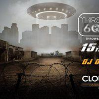 Thirsty 60NYN (Throwback Thursday) DJ Oppozit