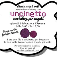 Uncinetto Workshop per Negati