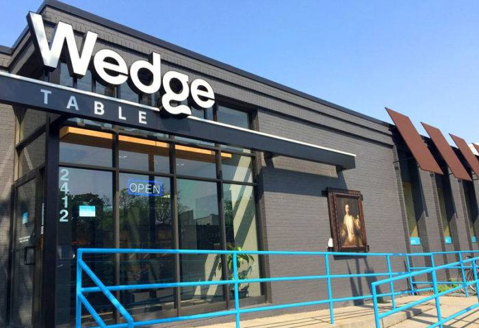 Solopreneurs May Meeting At Wedge Table Minneapolis - Open table minneapolis