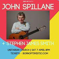 John Spillane  Stephen James Smith