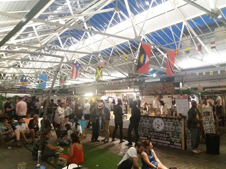 30c842403f2b36 Friday Street Food Fest at Greenwich Market