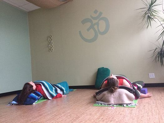 2-Hour Restorative Yoga Mini-Retreat