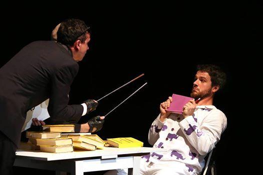 Improvizaie la Alma de Eugne Ionesco - 3 februarie