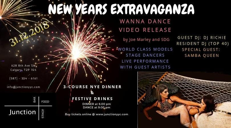 New Years Extravaganza - Show Only