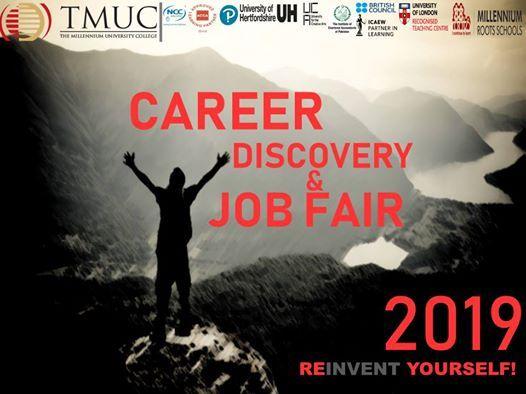 Career Discovery & Job Fair 2019