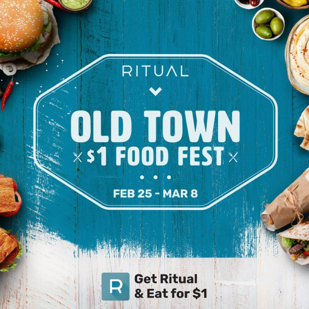 1 Food Festival - Old Town Chicago