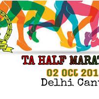 Territorial Army Half Marathon