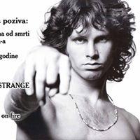 Vee posveeno Jim Morrison-u