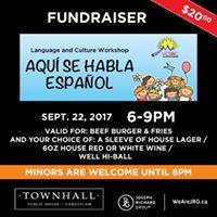 Aqu se Habla Espaol - Fundraiser