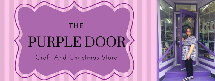 The Purple Door Craft And Christmas Store