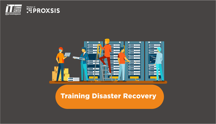 Training IT Disaster Recovery