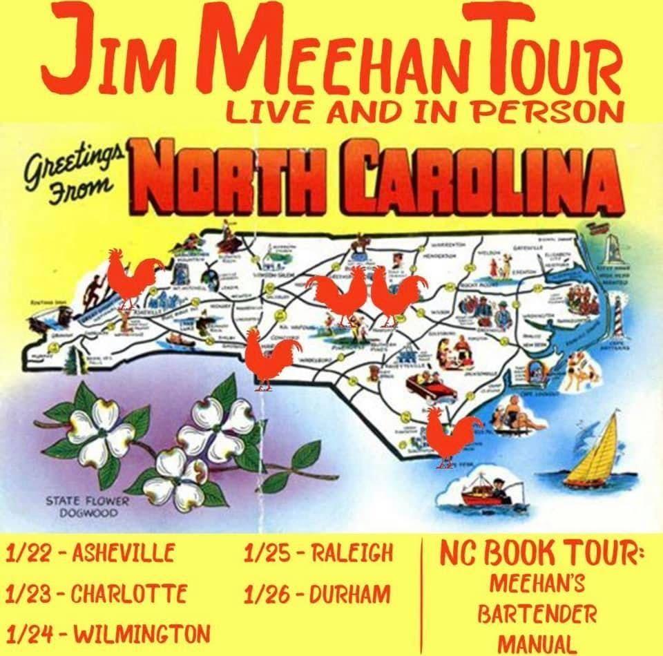 Jim Meehan Book Signing