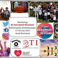 Workshop-Information-Disemination No Hate Speech Movement