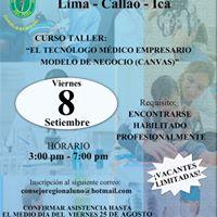 Curso-Taller El Tecnlogo Mdico Empresario