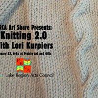Knitting 2.0 with Lori Kurpiers