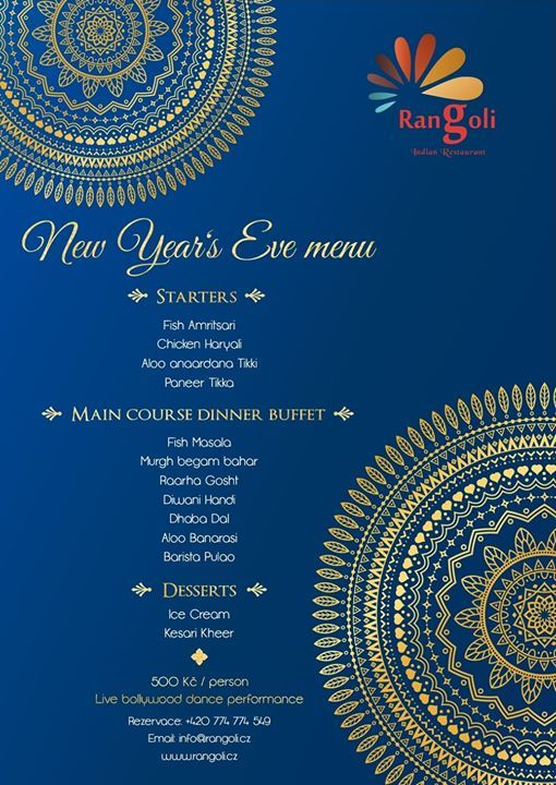 New Year Eve....