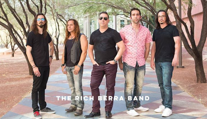 Spring Concert Series - The Rich Berra Band at Goodyear