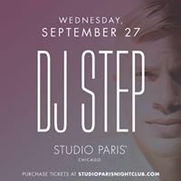 DJ Step - 9.27.17