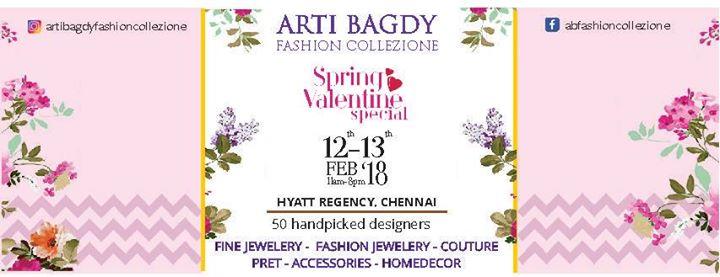 ARTI BAGDY Spring Valentine Special