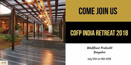 COFP India Retreat 2018
