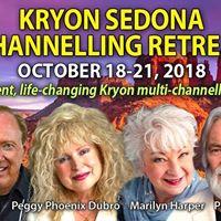 4-day Kryon Sedona Channelling Retreat