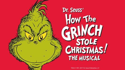 dr seuss how the grinch stole christmas the musical at boch center boston - How The Grinch Stole Christmas Sweater